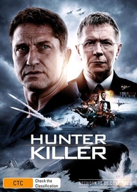 Hunter Killer on UHD Blu-ray