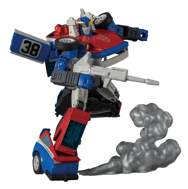 Transformers: Masterpiece - MP-19+ Smokescreen