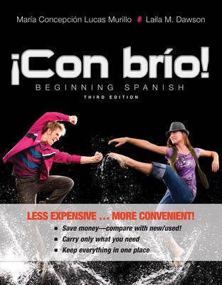 Con brio! 3e Binder Ready Version + WileyPLUS Registration Card by Maria C. Lucas Murillo