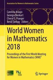 World Women in Mathematics 2018