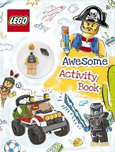 Lego Awesome Activity Book