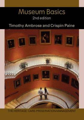 Museum Basics by Timothy Ambrose image