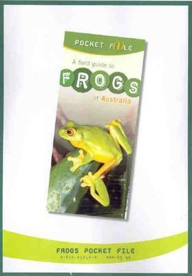 A Field Guide to Frogs of Australia image