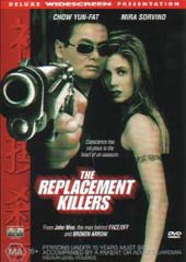 The Replacement Killers on DVD