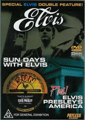 Sundays With Elvis/Elvis Presley's America on DVD