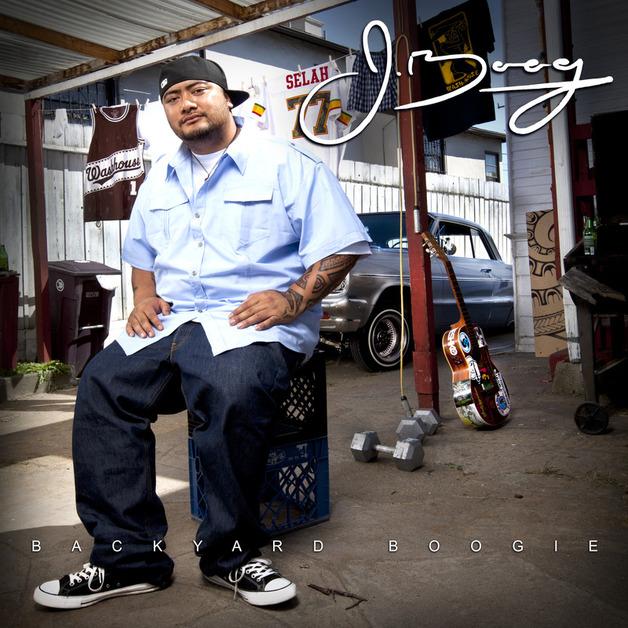 Backyard Boogie by J. Boog
