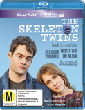 The Skeleton Twins on Blu-ray