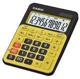 Casio Desktop Calculator - Yellow
