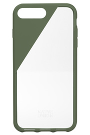Native Union Clic Crystal Case for iPhone 7 (Olive)