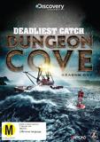 Deadliest Catch: Dungeon Cove Season 1 on DVD