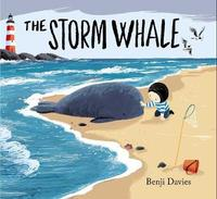 The Storm Whale by Benji Davies image