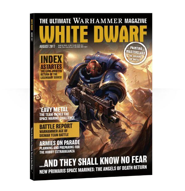 White Dwarf: August 2017