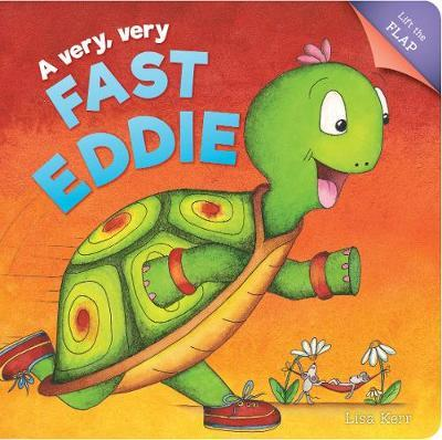 A Very, Very Fast Eddie by Lisa Kerr image
