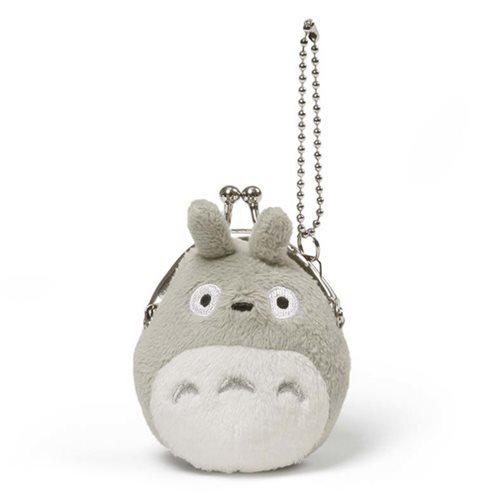 My Neighbor Totoro: Grey Totoro - Mini Coin Purse