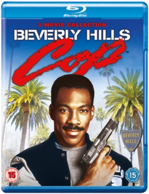 Beverly Hills Cop: Triple Pack on Blu-ray image