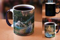 Disney's (Cinderlla - Wishes Granted) Morphing Mugs Heat-Sensitive Mug