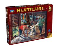 Holdson: 1000 Piece Puzzle - Heartland S2 (The Shearing Gang)