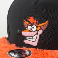 Crash Bandicoot: Furry Crash SnapbackHat image
