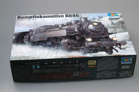 Trumpeter 1/35 Dampflokomotive BR86 - Scale Model