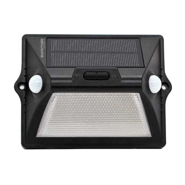 PROMATE SolarWay 2 Outdoor Solar LED Light | at Mighty Ape