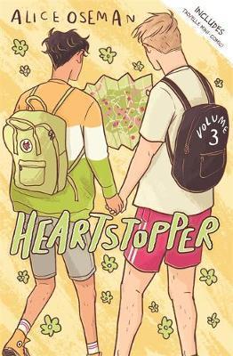 Heartstopper Volume Three by Alice Oseman image
