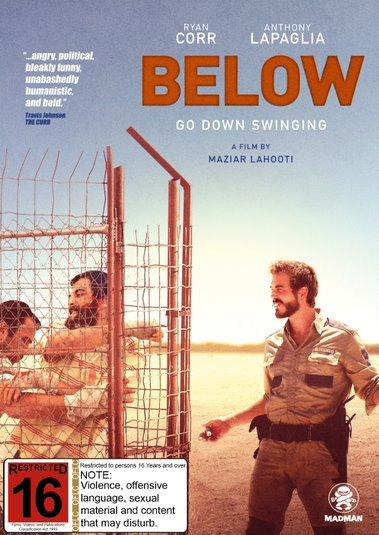 Below on DVD