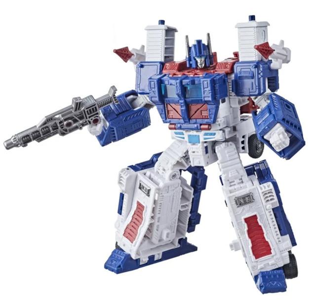 Transformers Generations: War for Cybertron Kingdom - Leader Class - Ultra Magnus