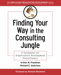 Finding Your Way in the Consulting Jungle by Arthur Freedman
