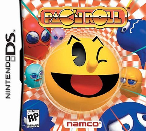 Pac n Roll for Nintendo DS