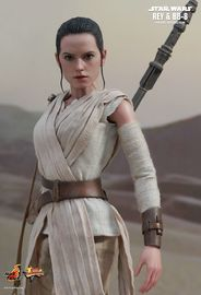 "Star Wars: The Force Awakens - 12"" Rey (Jakku) Figure"