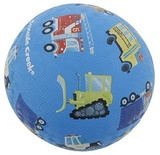 "Crocodile Creek: 7"" Playground Ball - Vehicles"