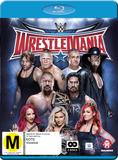 WWE: Wrestlemania 32 on Blu-ray