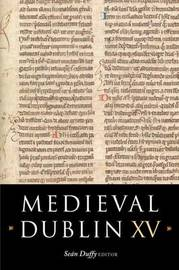 Medieval Dublin XV