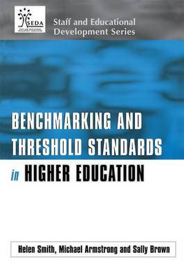 Benchmarking and Threshold Standards in Higher Education image