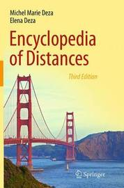Encyclopedia of Distances by Michel Marie Deza