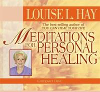 Meditations for Personal Healing by Louise L. Hay image