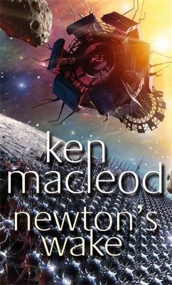 Newton's Wake by Ken MacLeod image