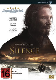 Silence on DVD image