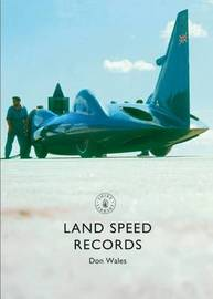 Land Speed Records by Don Wales image