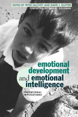Emotional Development And Emotional Intelligence by Peter Salovey image