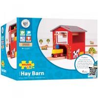Bigjigs: Hay Barn