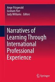 Narratives of Learning Through International Professional Experience image