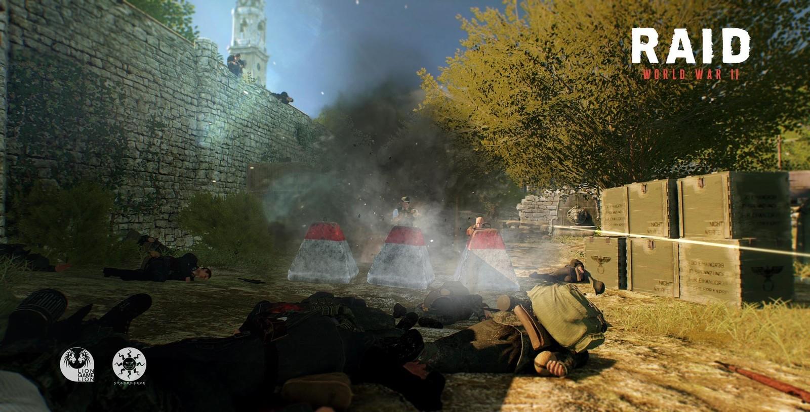 RAID: World War II for PS4 image