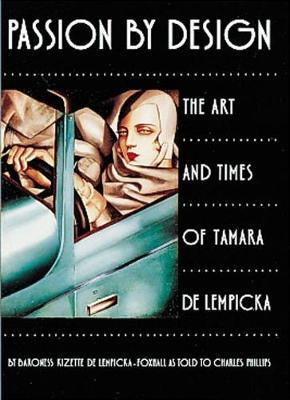 Passion by Design by Kizette Lempicka-Foxhall
