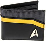 Star Trek: Yellow Uniform - Bi-Fold Wallet