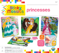 The Orb Factory: Sticky Mosaics - Princesses