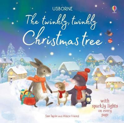 The Twinkly Twinkly Christmas Tree by Sam Taplin