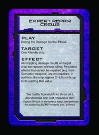 Dropfleet Commander: Scourge - Command Cards image