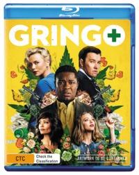 Gringo on Blu-ray