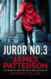 Juror No. 3 by James Patterson image